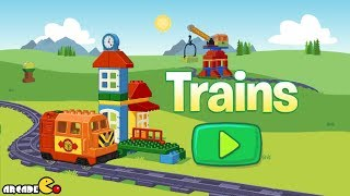 LEGO DUPLO Train - Lego Games for Kids