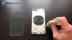 Remplacement réparation vitre face arrière iPhone 8 / 8 PLUS /  X 10 / XR / XS / XS / XS PLUS