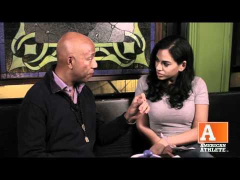Russell Simmons Jivamukti Yoga School Interview