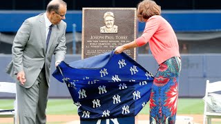 The New York Yankees unveil Joe Torre