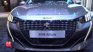2019 Peugeot 208 blueHDI - Exterior And Interior Walkaround - 2019 Geneva Motor Show