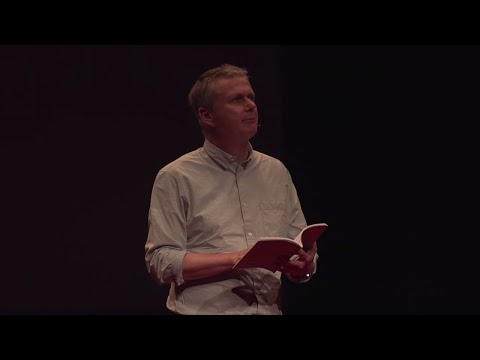 I want to go renewable so my streets are less canoeable: 5 poems of hope | Matt Harvey | TEDxExeter