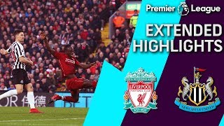 Liverpool v. Newcastle | PREMIER LEAGUE EXTENDED HIGHLIGHTS | 12/26/18 | NBC Sports