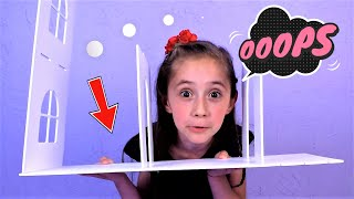 Куклам  LOL Surprise нужен Дом ч.1 Doll House  #LOLSurprise