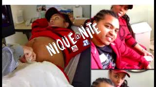 Nia Riley Exposed Masika for sleeping with man while Pregnant by fetty