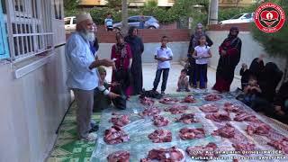 2017 Kur'an Aşıkları Derneği (KA-DER) Kurban Bayramı Et Dağıtımı/Şanlıurfa