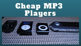 Cheap MP3 Players - Do They Really Sound Good?