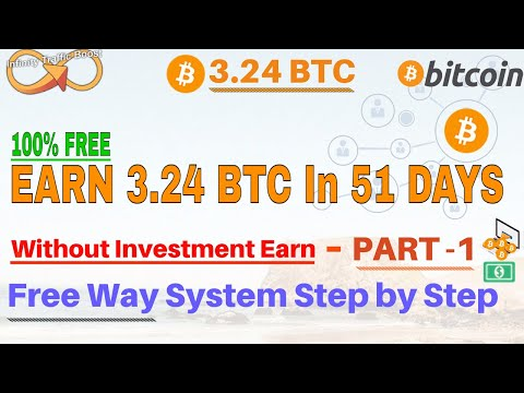 3.24 BTC Earn In 51 Days -infinitytrafficboost Step By Step Guide – PART-1 Hindi