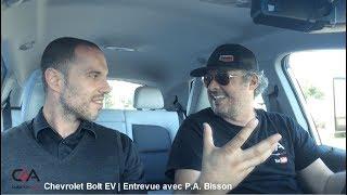 PLUS sur la BOLT EV 2018 avec PA Bisson de Chevrolet Canada!