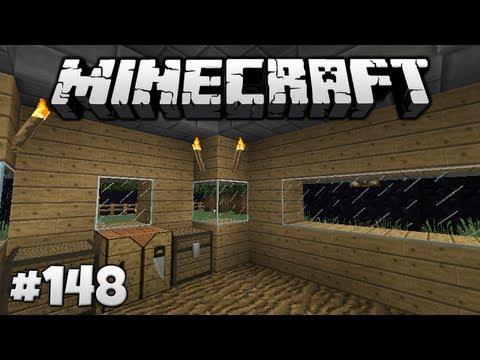 End Village Aesthetics!    Survival In Minecraft (1.4.7) #148