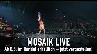 MOSAIK Live ab 8.5. im Handel - jetzt vorbestellen!