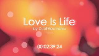 Love is Life -REMIX- by DJofElectronic [NEW]