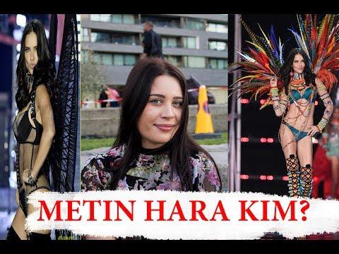 Londralılara Adriana Lima ve Metin Hara...