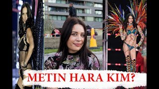 Who are Adriana Lima and Metin Hara?! | Yunus Dalgıç