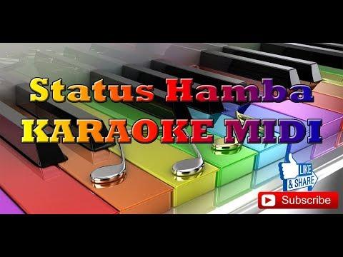Karaoke Status Hamba - Wali
