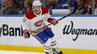 Drouin Moved from Center to Wing