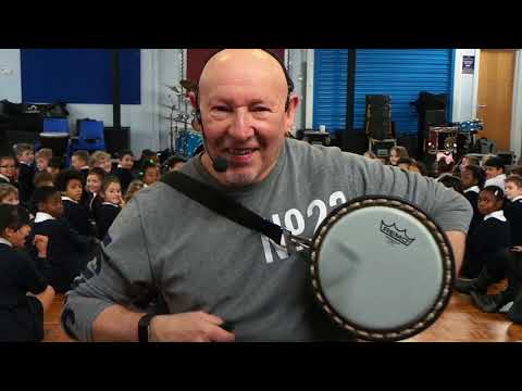 20180130 135038 Jeff Rich Talking Drum Demo