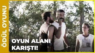 Hikmet - Panagiotis Kavgası! Oyun Alanı Karıştı! - Survivor 66. Bölüm
