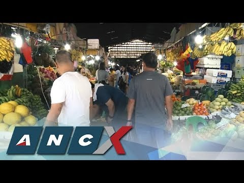 ANCX: Farmer's Market Tour