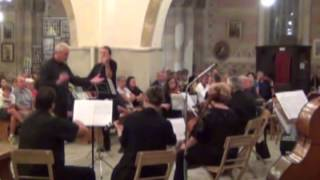 Gli Armonici, 150808 Concerto, 06 A Vivaldi, La Primavera III Danza pastorale