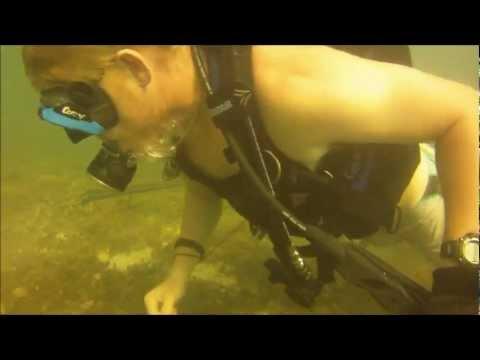 Almost Fatal Eel Bite Youtube