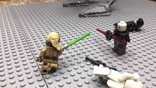 Ultimate Lego Battle Episode 2- Recon Corps Rescue