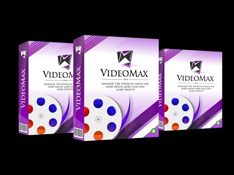 VideoMax Review Demo Overview. http://bit.ly/2ZGeOXD