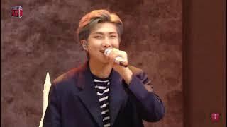 BTS (방탄소년단) - Telepathy // Lotte Duty Free Family Concert 2021