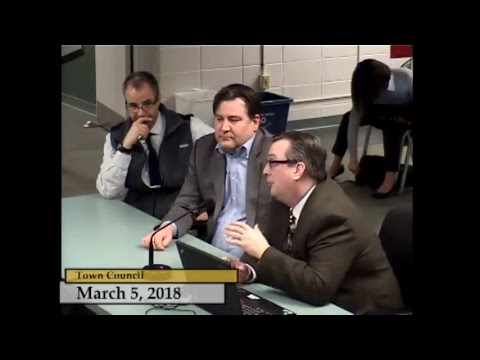 Enfield, CT - Town Council - March 5, 2018