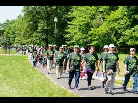 BAPS Charities Walk Green 2017, Edison, NJ