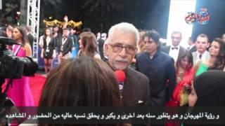 نصر الدين شاه :  سعيد بتطور ونجاح مهرجان دبى السينمائى عام بعد الاخر