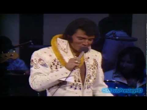 Elvis Sings I Can't Stop Loving You (2K HD)