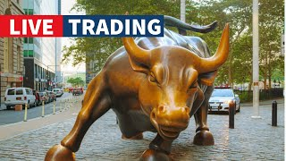 MARKETS STOP THE BULL - Best Stocks to Trade on NYSE & NASDAQ (Day Trading Live)