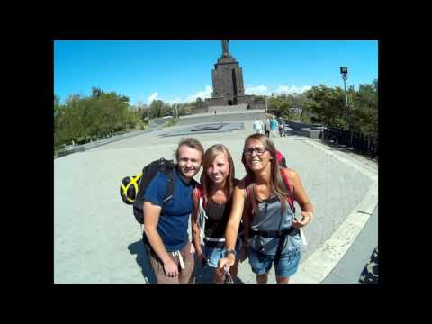 Trip to Armenia & Nagorno-Karabakh September 2015
