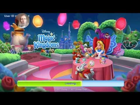 UPDATE 15 ALICE IN WONDERLAND IS HERE! IN DISNEY MAGIC KINGDOMS
