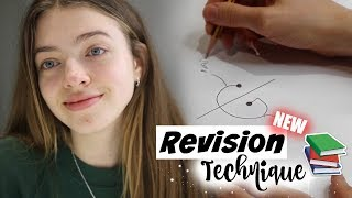 New Revision Technique (that actually works!) for GCSE & A Level 2018 📚