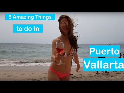 5 Amazing Things to do in Puerto Vallarta, Mexico // Casa Kimberly Hotel Tour