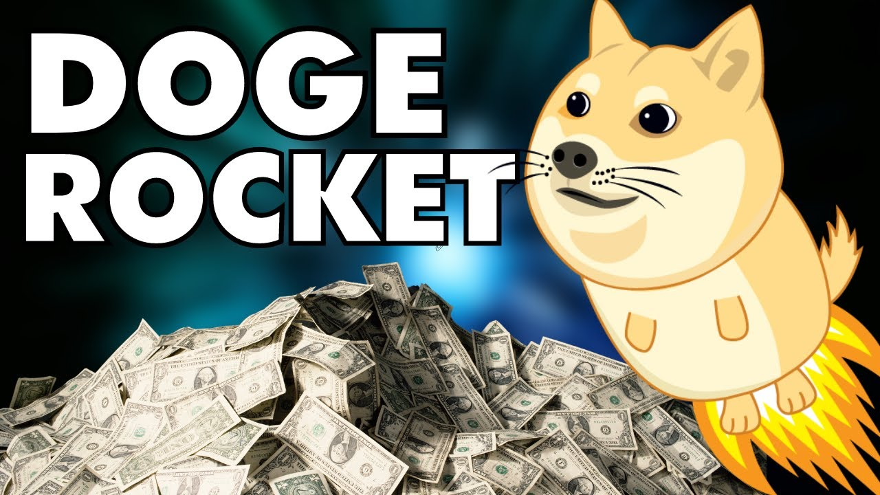 THE DOGECOIN ROCKET! DOGE PRICE ANALYSIS & DOGECOIN PRICE ...