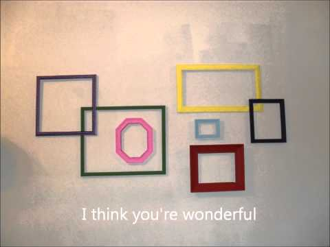 I Think You're Wonderful - This Providence