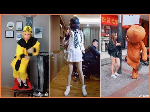 New & Funny Videos in Tik Tok China Compilation