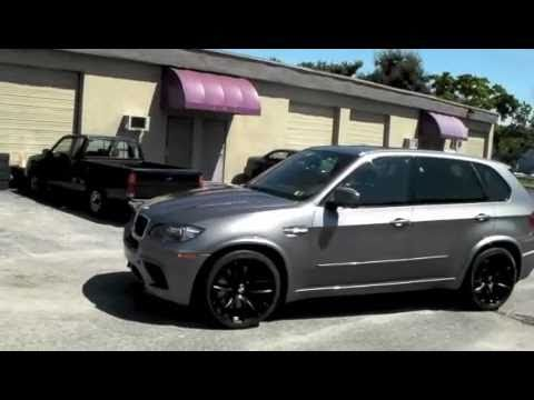 DUBSandTIRES 2011 BMW X5 M Review 22 24 26 Inch Supercharged Asanti Forgiato Forged Replica Rims