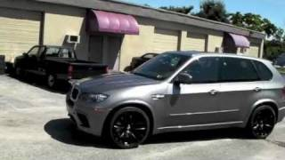 2011 BMW X5 M Review 22 24 26 inch Supercharged black Asanti Forgiato 2 3 Piece forged replica rims