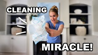 MIRACLE BABY WIPE CLEANING HACKS ✨ (I bet you had no idea you could do these things!)