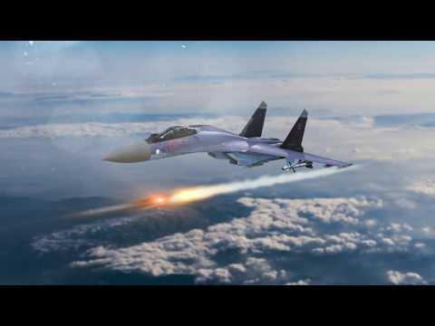 Израильские истребители бегством спасались от российских Су-35...снова.