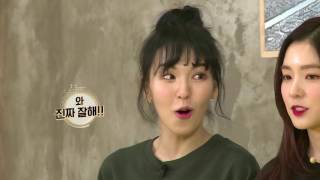언니들의 슬램덩크 시즌 2 - (미공개)레드벨벳vs언니쓰(feat.몸개그)下