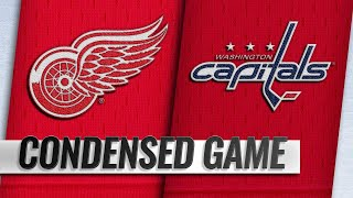 12/11/18 Condensed Game: Red Wings @ Capitals
