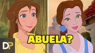 10 Personajes De Películas De Disney Que Están Relacionados Y Que Nunca Conociste