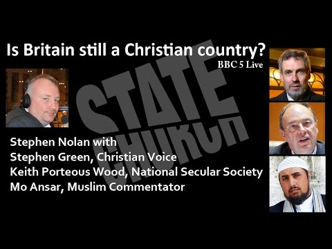 The Rise Of The Christian Right: Is Britain Still A Christian Country?