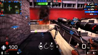 Black Squad - Korean Server - Sniper Frag Movie