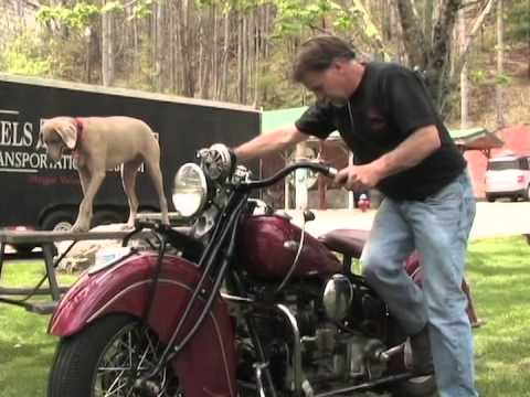 The history of the Indian Motorcycle